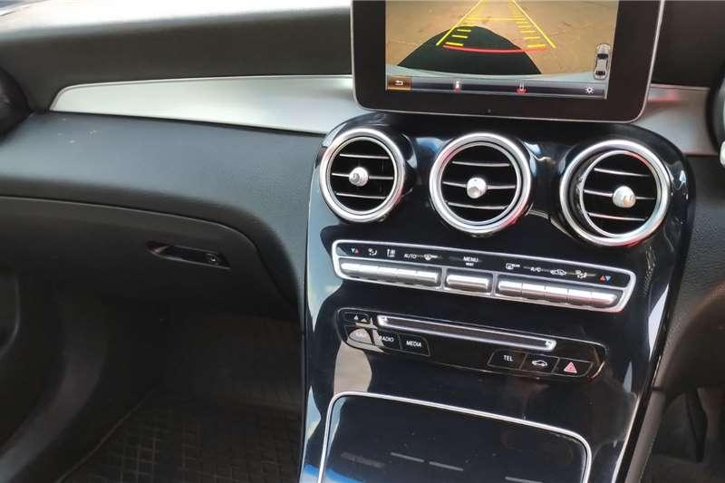 Mercedes Benz GLC coupe 250D 2017