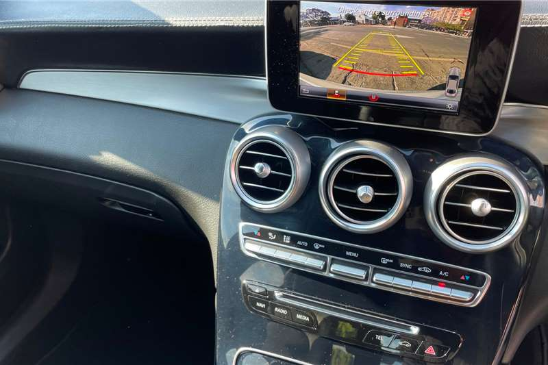 Used 2017 Mercedes Benz GLC Coupe GLC COUPE 250d