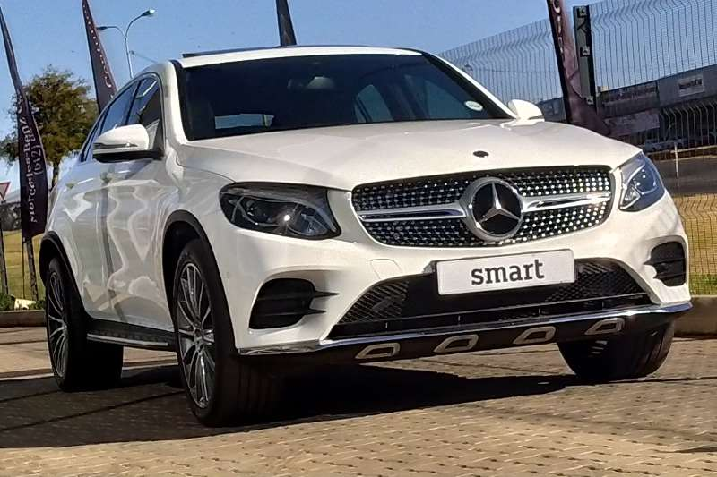 2019 Mercedes Benz GLC coupe GLC COUPE 250d AMG