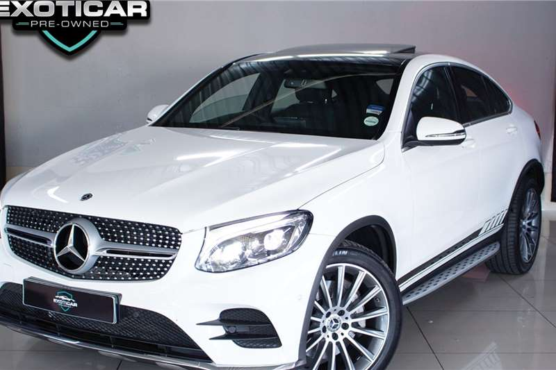 Mercedes Benz GLC Coupe 250d AMG Auto 2019
