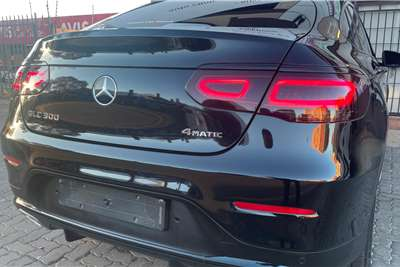 Used 2019 Mercedes Benz GLC Coupe GLC COUPE 300d