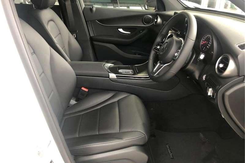 Mercedes Benz GLC Coupe 300d 2020