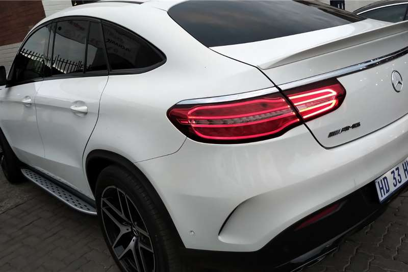 Mercedes Benz GLC Coupe AMG GLC 43 COUPE 4MATIC 2017