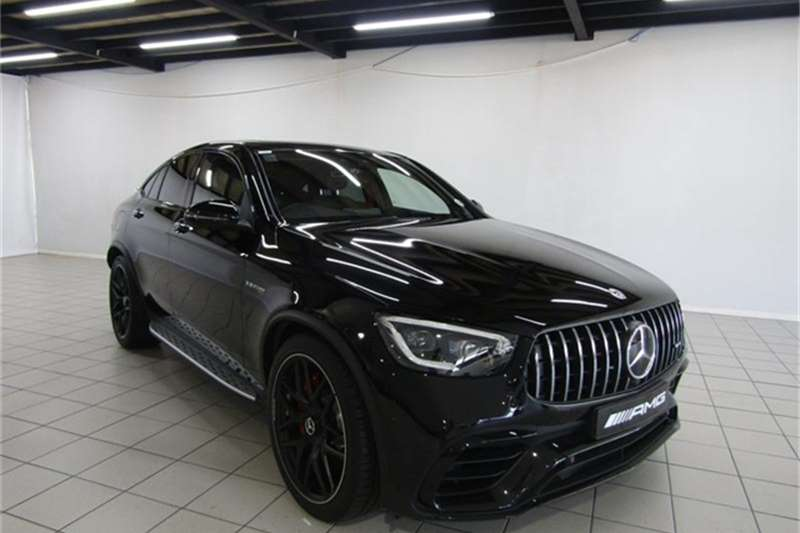 Mercedes Benz GLC Coupe AMG GLC 63 S COUPE 4 MATIC 2020