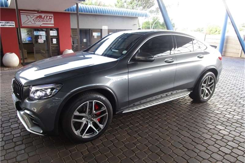 Mercedes Benz GLC Coupe AMG GLC 63S COUPE 4MATIC 2019