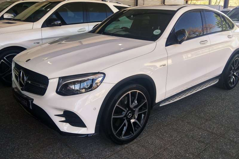 Mercedes Benz GLC Coupe GLC 43 Coupe AMG 2018