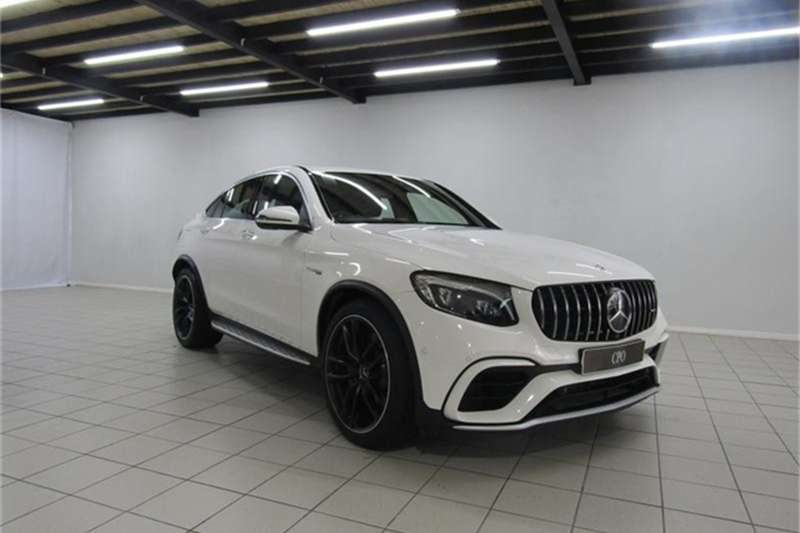 2018 Mercedes Benz GLC coupe AMG GLC 63S COUPE 4MATIC