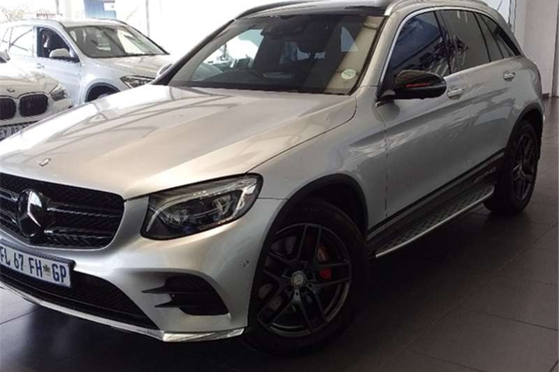 2015 Mercedes Benz GLC 220d 4Matic AMG Line