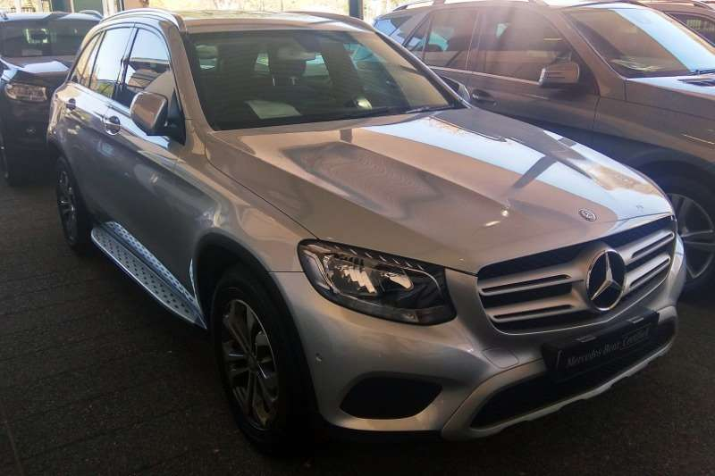2016 Mercedes Benz GLC 250d 4Matic