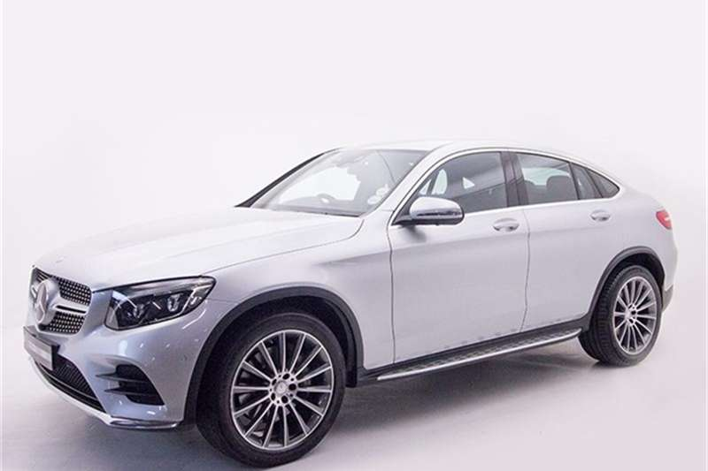 2017 Mercedes Benz GLC 250d coupe 4Matic AMG Line