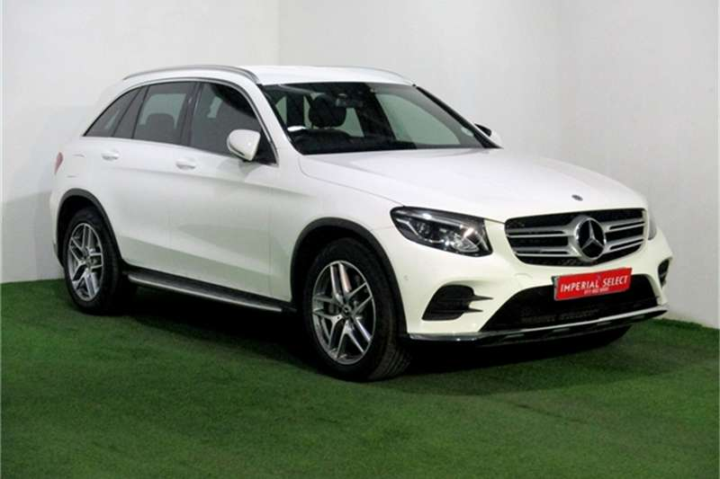 2017 Mercedes Benz GLC 250d 4Matic AMG Line
