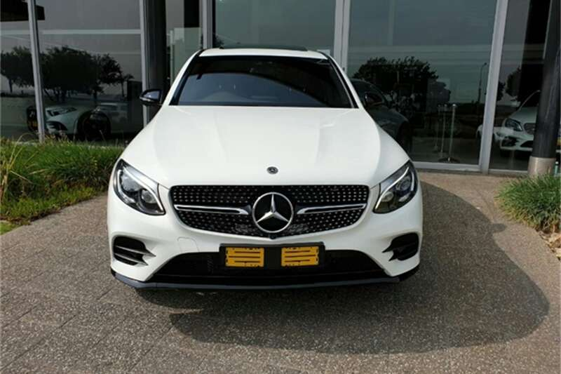 2019 Mercedes Benz GLC 250d coupe 4Matic AMG Line