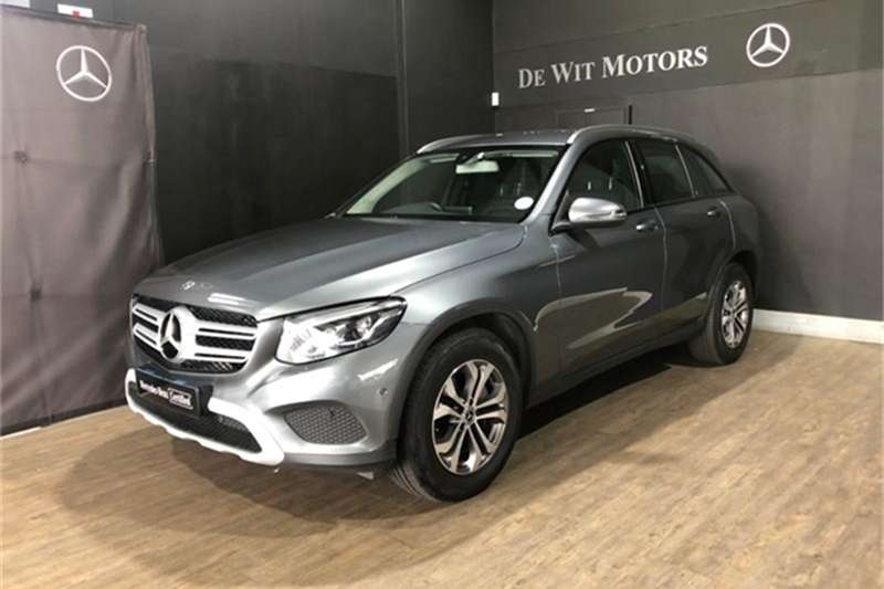 2018 Mercedes Benz GLC 250 4Matic