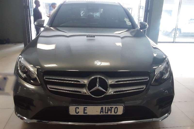 2015 Mercedes Benz GLC 250 4Matic