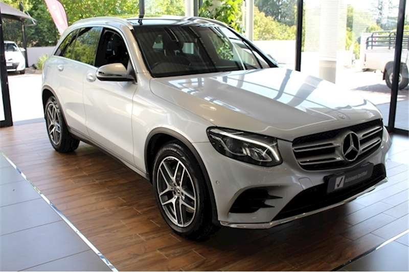 2017 Mercedes Benz GLC 250 4Matic AMG Line