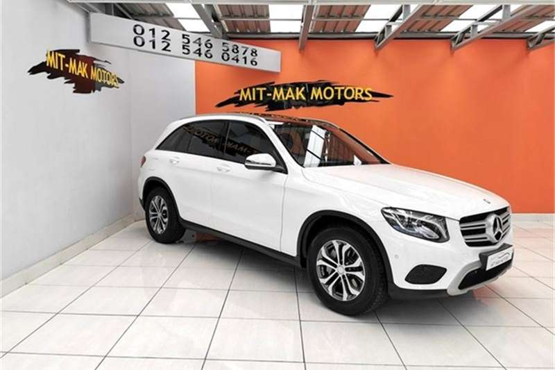 2016 Mercedes Benz GLC 220d 4Matic