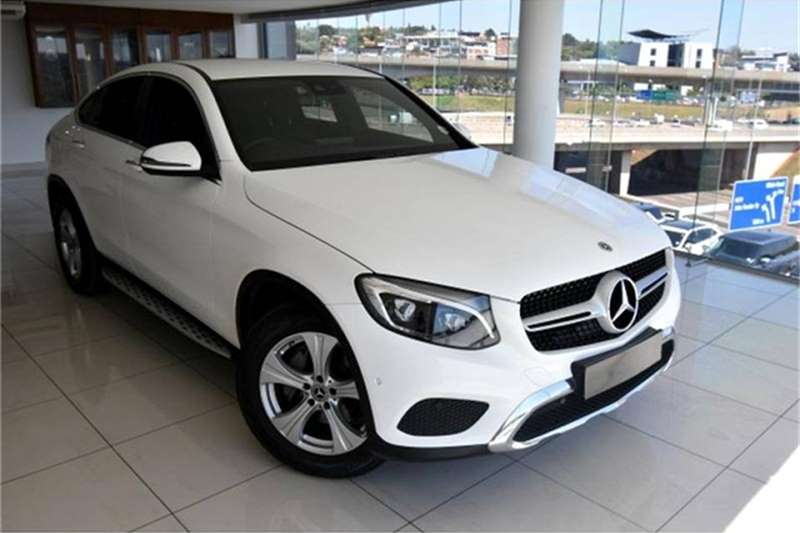 2017 Mercedes Benz GLC 250d coupe 4Matic