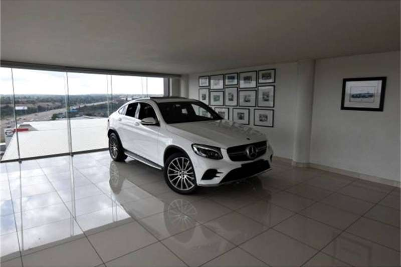 2019 Mercedes Benz GLC 250d coupe 4Matic