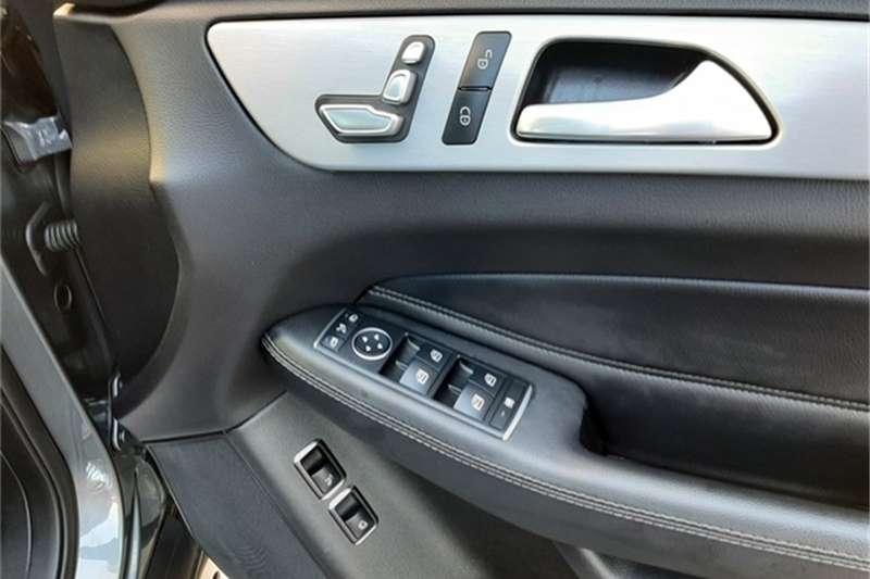 2017 Mercedes Benz GLE GLE250d