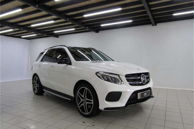 Mercedes Benz GLE 250d 2018