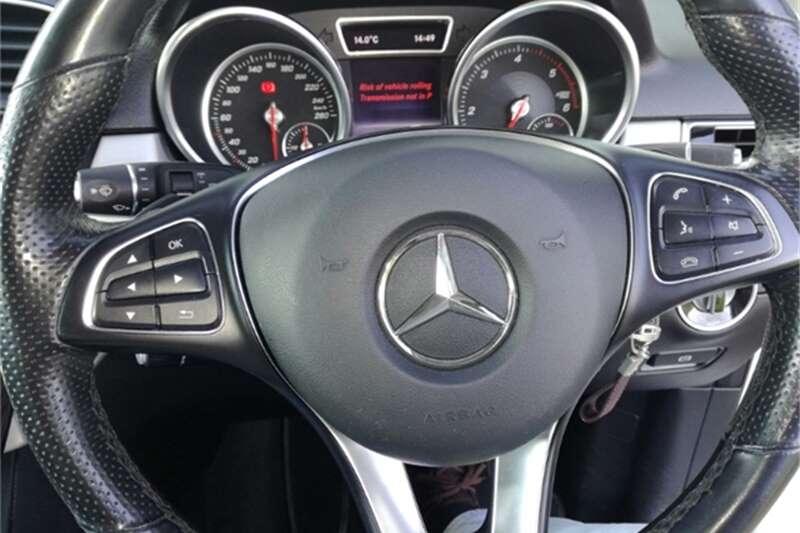 Mercedes Benz GLE 350d 2016