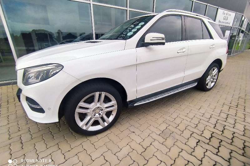 Mercedes Benz GLE 350d 2016
