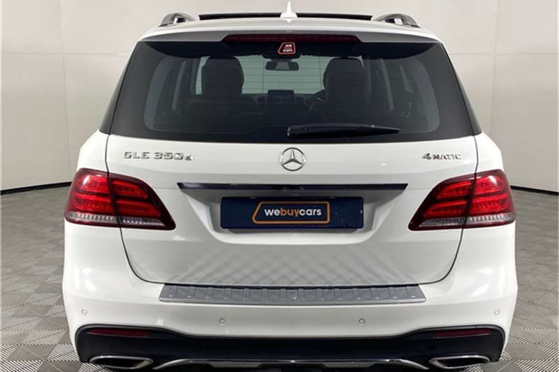 2016 Mercedes Benz GLE GLE350d
