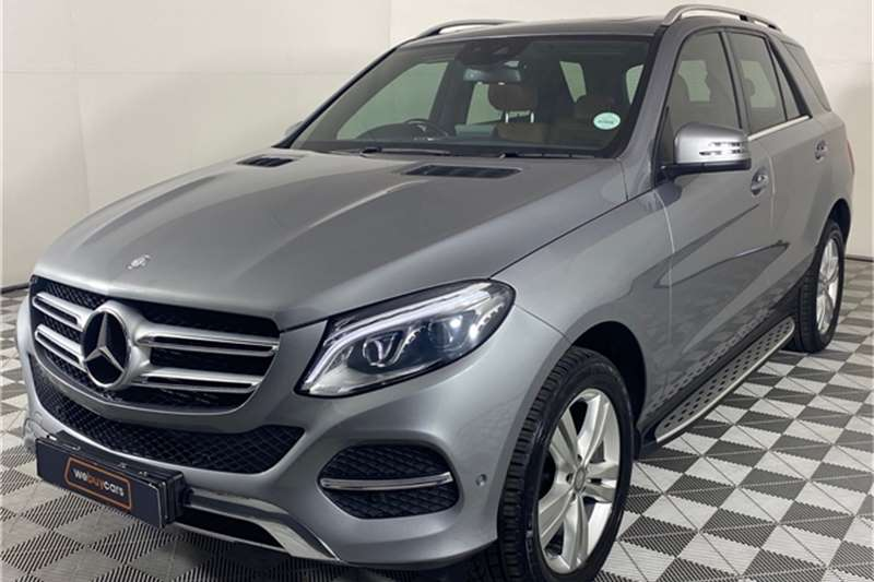 Used 2016 Mercedes Benz GLE 350d