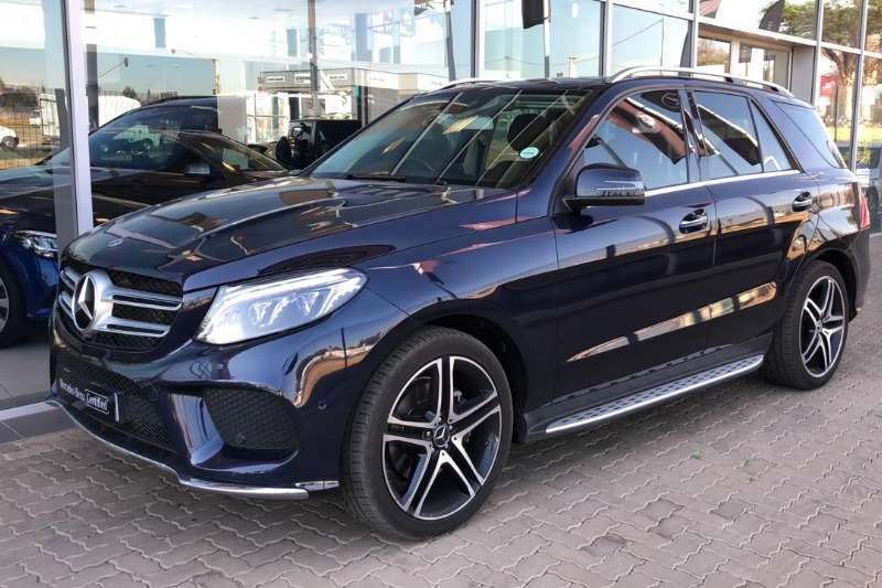 Mercedes Benz GLE 350d 2017