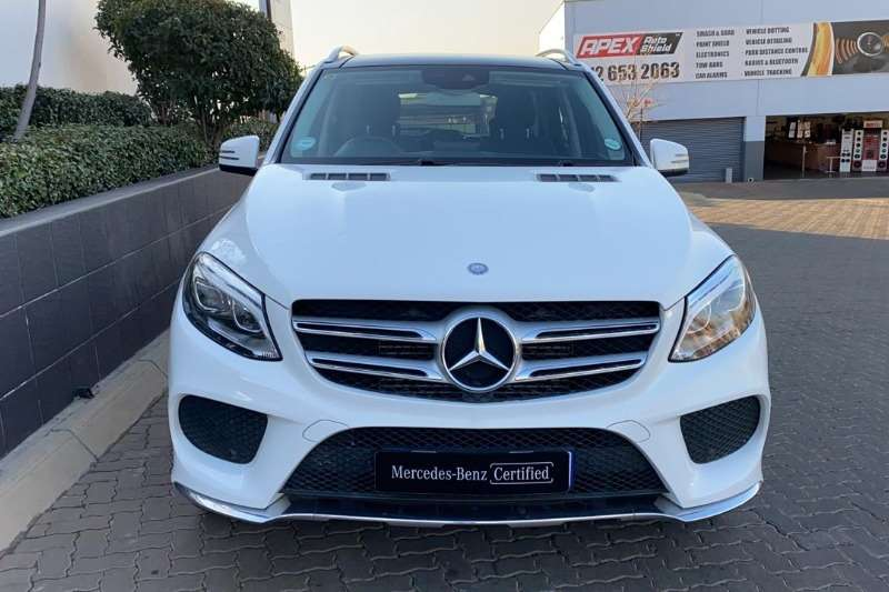 Mercedes Benz GLE 350d 2017