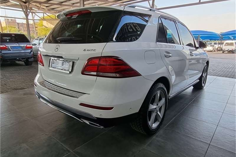 Used 2017 Mercedes Benz GLE 350d