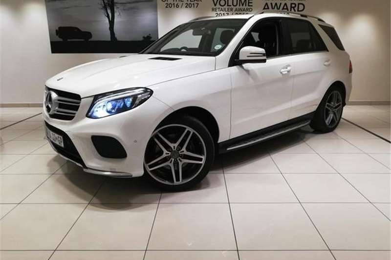 Mercedes Benz GLE 350d 2018