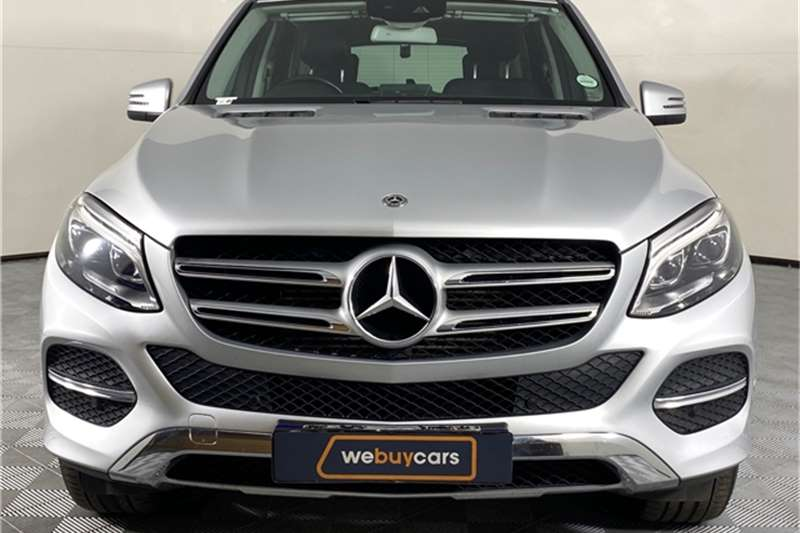 Used 2018 Mercedes Benz GLE 350d