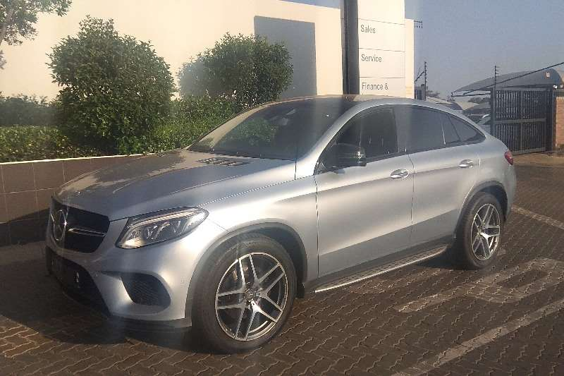 Mercedes Benz GLE 350d coupe 2016