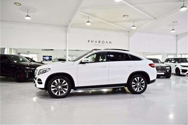 Mercedes Benz Gle Gle350d Coupe For Sale In Gauteng Auto Mart