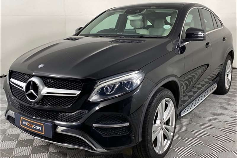 2016 Mercedes Benz GLE GLE350d coupe