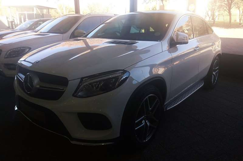 Mercedes Benz GLE 350d coupe 2017