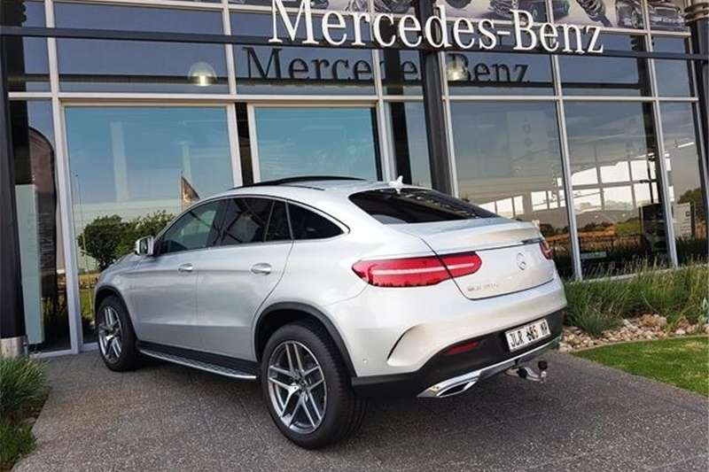 Mercedes Benz Gle Gle350d Coupe For Sale In Mpumalanga Auto Mart