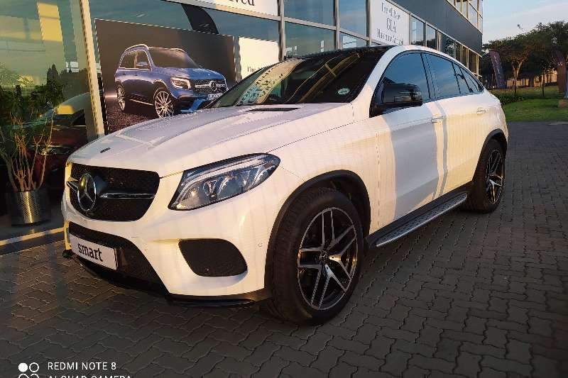 2018 Mercedes Benz GLE GLE350d coupe
