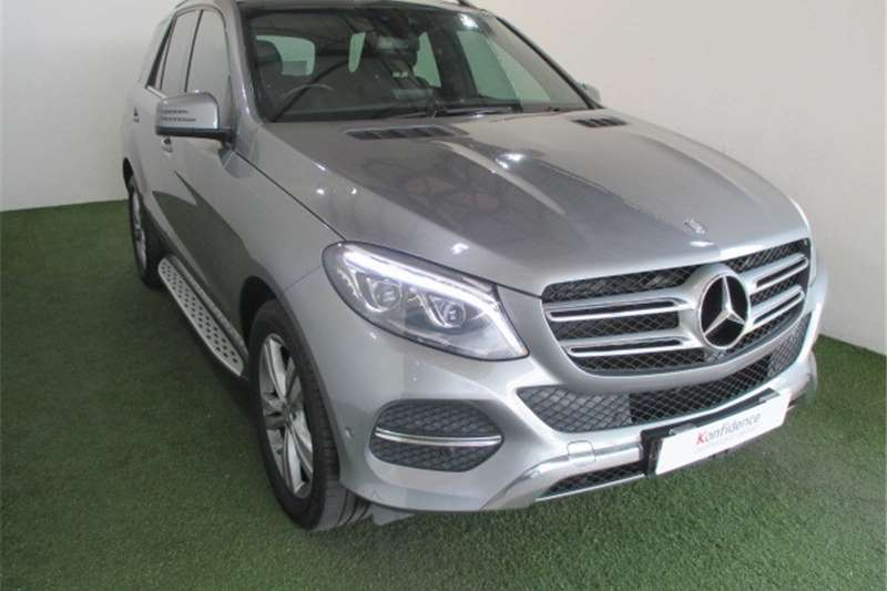 Mercedes Benz GLE 400 2016