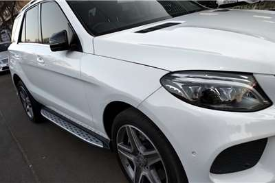 Mercedes Benz GLE 400 2017
