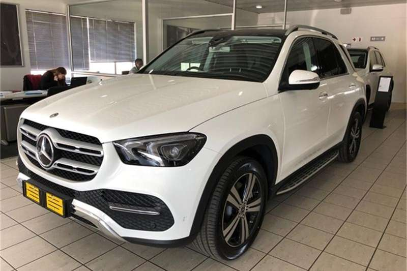 Mercedes Benz GLE 400d 4MATIC 2019