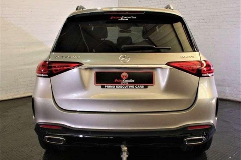 2019 Mercedes Benz GLE GLE 400d 4MATIC