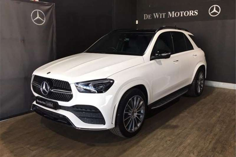 Mercedes Benz GLE 400d 4MATIC 2020