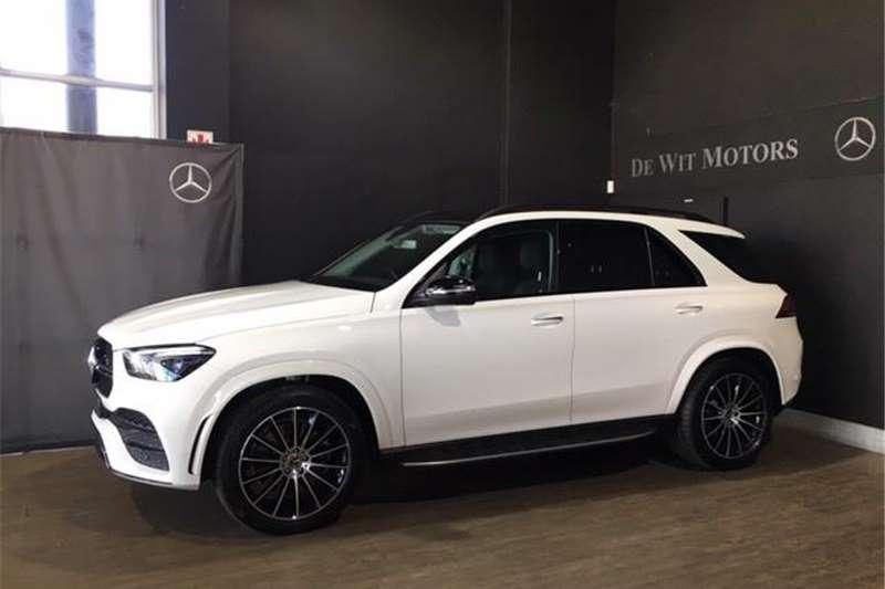 Mercedes Benz GLE 400d 4MATIC 2020