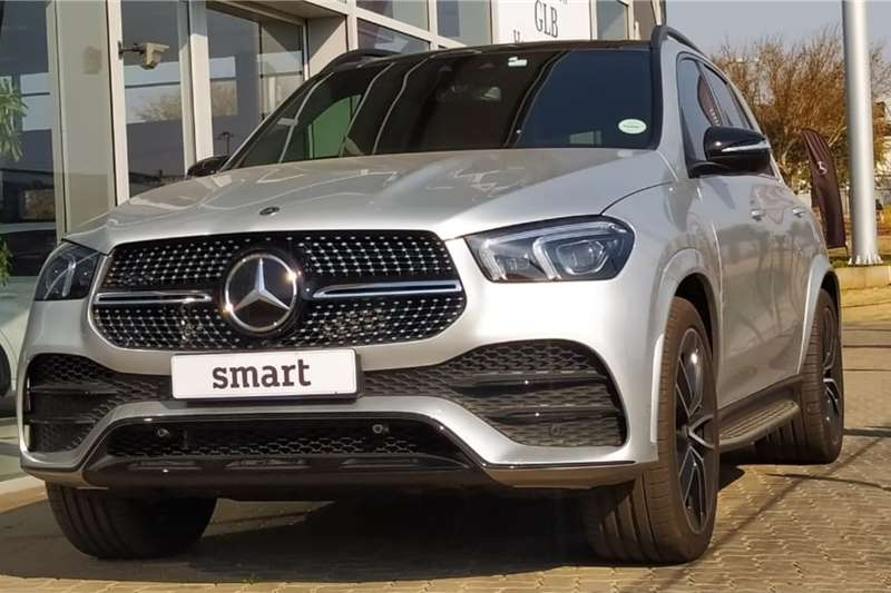 Used 2020 Mercedes Benz GLE 400d 4MATIC