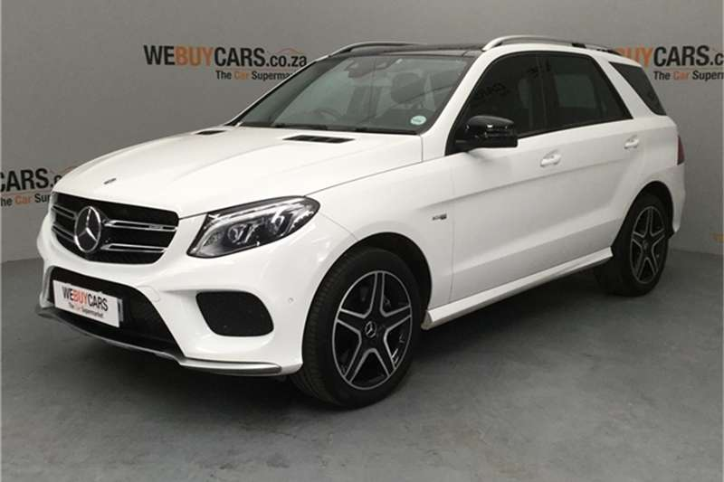 Mercedes Benz GLE 43 2017