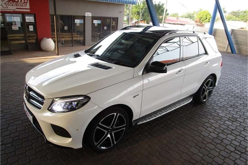 Used 2017 Mercedes Benz GLE 43