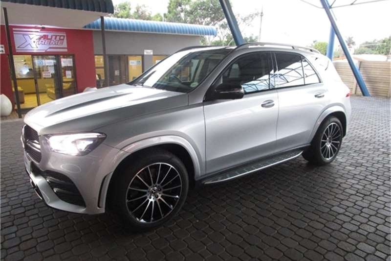 Mercedes Benz GLE 450 4MATIC 2020
