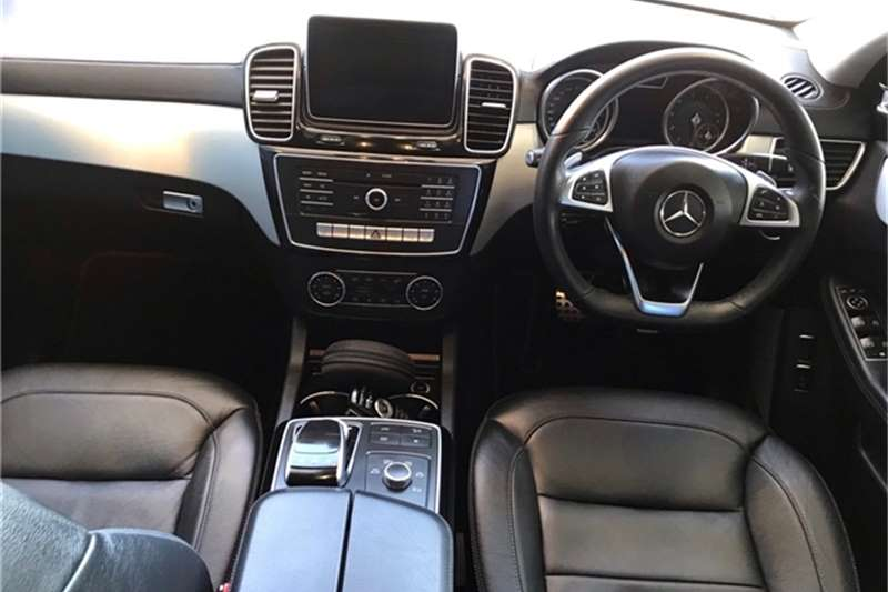 Used 2016 Mercedes Benz GLE 450 AMG coupe